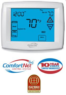 ComfortNet� Communicating Control System For 2 Stage Cooling