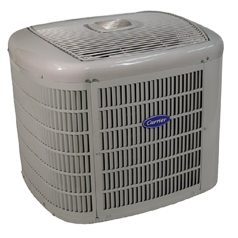 Carrier Infinity� Series Central Air Conditioner 24ANA1
