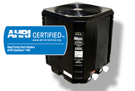 Gulfstream HE-125-R-B - 3 PHASE Heat Pump