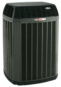 Trane XL16i two stage heat pump